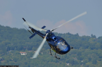 Helikopter típus: AS 355 F2 Twin Squirrel ; Helikopter lajstrom: HA-HBS